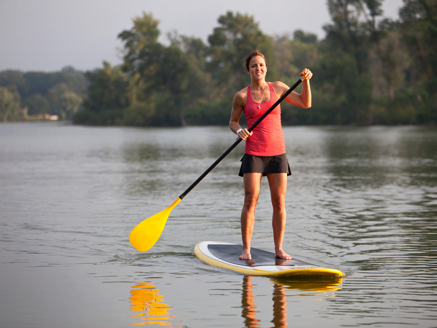 Paddleboard Tour of Bluffton's May River