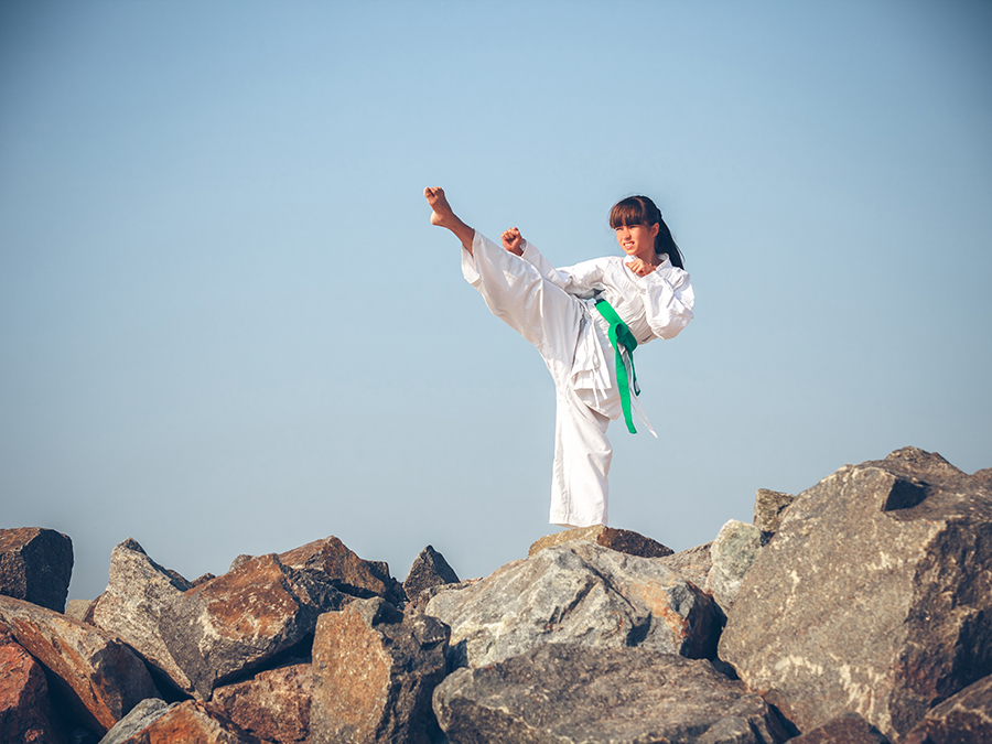 Ten Martial Arts Classes