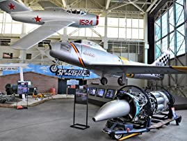 Aviation Museum Admission for One or Two