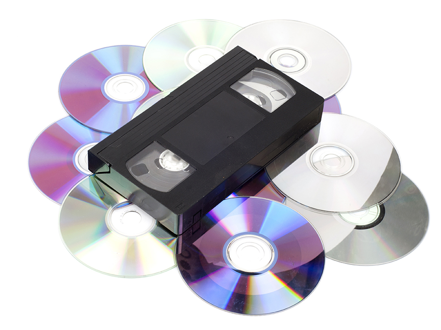 DVD Transfer Services by Berger Bros Camera