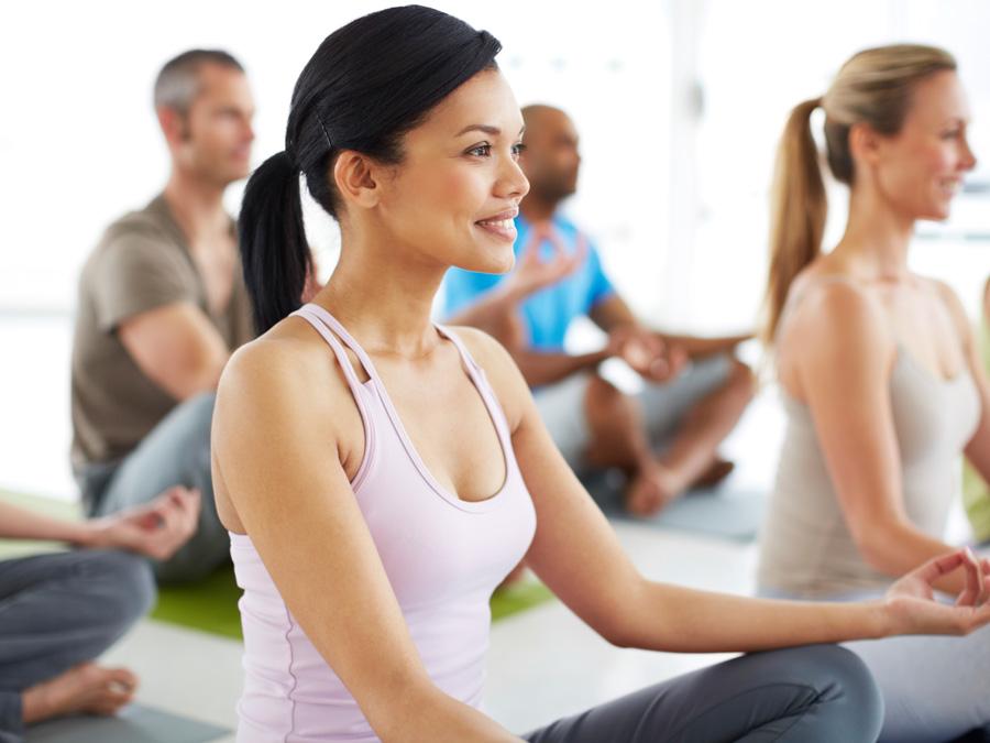 10 Yoga Classes