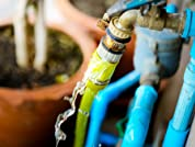 Hose Faucet or Electrical Outlet Installation