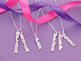 Personalized Mini Name Necklace