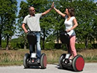 Self-Guided Segway Tour