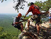 Rappelling or Rock Climbing Instruction or Experience
