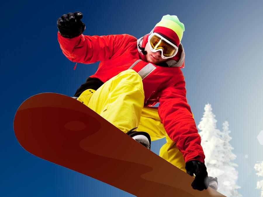 Ski Waxing or Rental