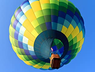 Hot Air Balloon Ride Package