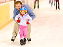 Ice Skating or Birthday Party at Kent Valley Ice Centre