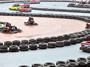 Two or Four Go-Kart Tickets