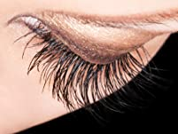 Mink or Silk Eyelash Extensions: Full Set