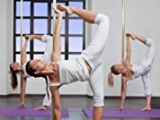 Allure Dance Studio: Pole or Aerial Yoga Classes