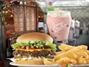 Johnny Rockets: Burger Meal for Two or Four