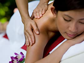 Massage from Heavenly Handed Spa Services