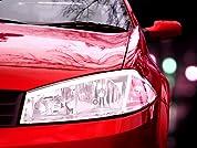 Headlight Restoration for Two Headlights