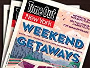 Subscription to Time Out New York