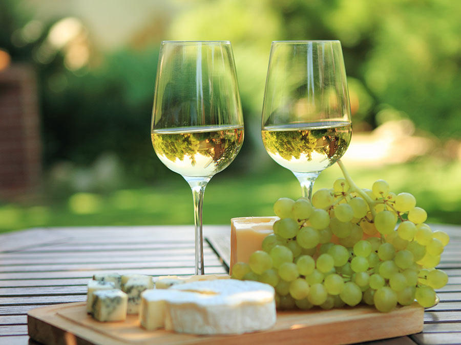 Wine and Cheese Tasting for Two or Four