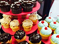 Wanna Cupcake? Punch Card with Six $5 Punches