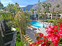 One- Two- or Three-Night Palm Springs Stay for Two with Waterpark Admission and More