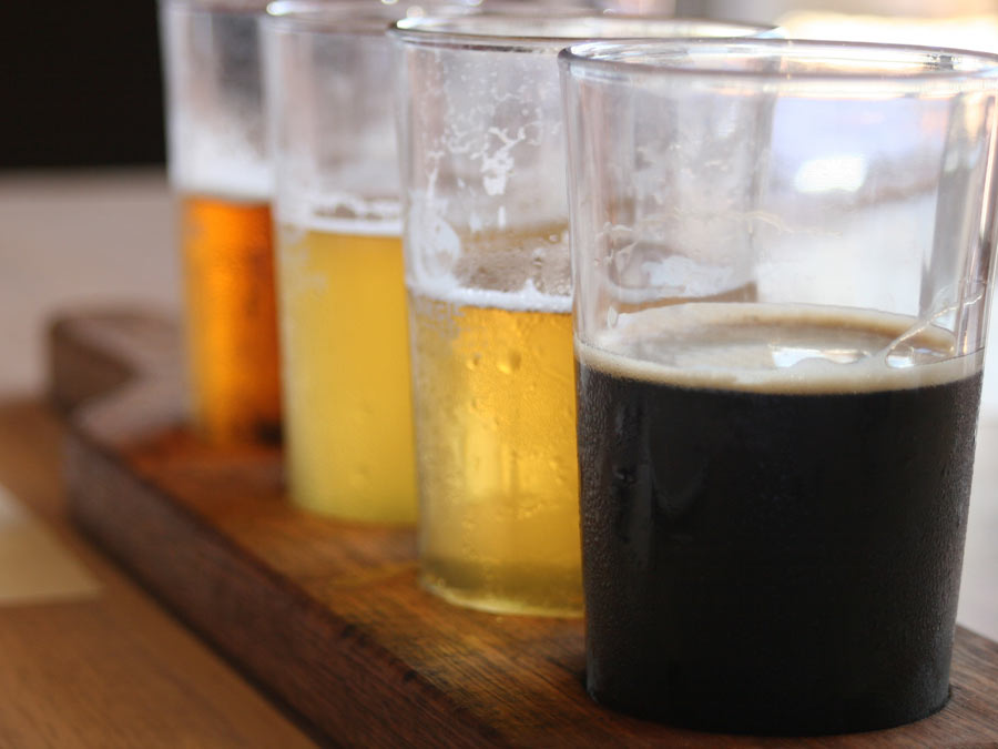 Two-Hour Beer Class with Sliders and More
