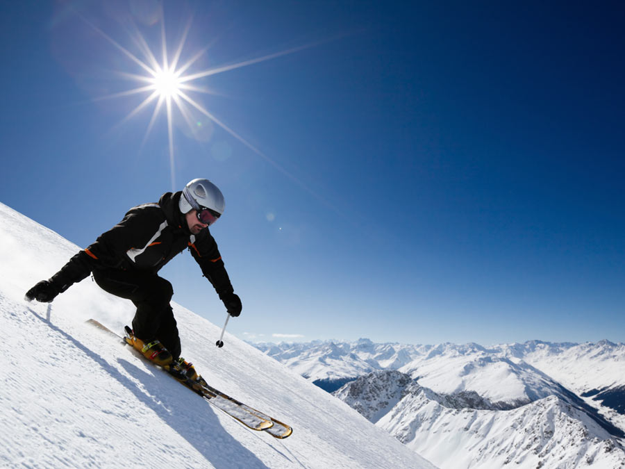 Premier Ski or Snowboard Tune-Up