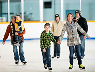Family Ice Skating Package with Skate Rental