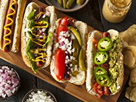 Greatest American Hot Dogs: $20 to Spend