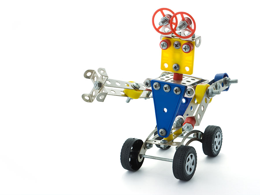 Robotics Camp with Lego Enrichment Course