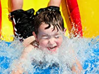 Indoor Water Park Pass: One or Four