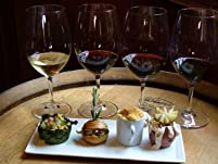 Wine Tasting and Tour with Food Pairings for Two
