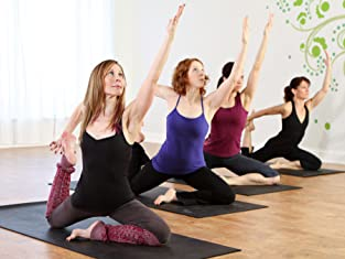 Free Coupon for 50% Off Ten Yoga Classes of Your Choice