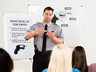 Gun-Handling Training with Certificates