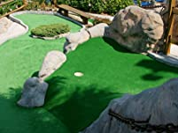 Mini Golf: Ten Passes or Family Four-Pack