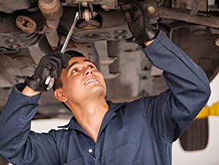 Oil Changes or Brake and Tire Service
