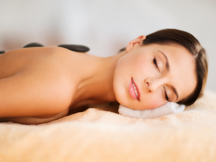 90-Minute Hot Stone Massage