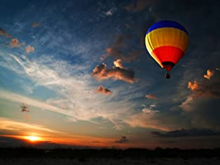 Hot Air Balloon Flight for Two or Four People