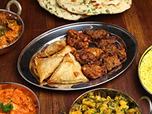 $24 to Spend at Streets of India Cafe