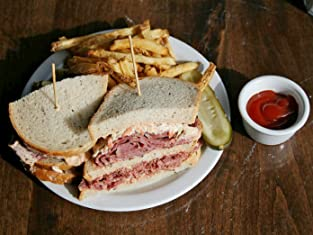 $12 to Spend on New York-Style Deli Sandwiches