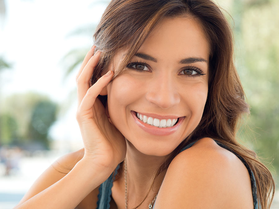 Laser Teeth-Whitening Treatment