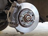 Brake Pad Installation and Tire Rotation