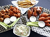 $24 to Spend at Rock-N-Wingz