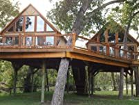 Seguin Luxury Tipi or Cabin Resort Stay