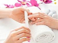 Spa Manicure and Spa Pedicure