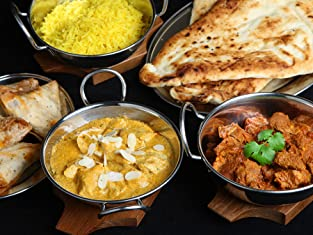 $30 or $40 to Spend at Rasoi Indian Kitchen