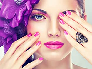 Shellac Manicure and Deluxe Pedicure