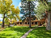 Romantic Two-Night Getaway at Historic Taos Hacienda with Breakfast, Snacks, and Wi-Fi