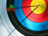 Two-Hour Archery Rental with Lesson for Two