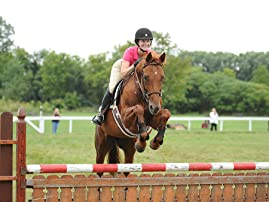 Horseback Riding Lessons at ThoroughQuest Acres