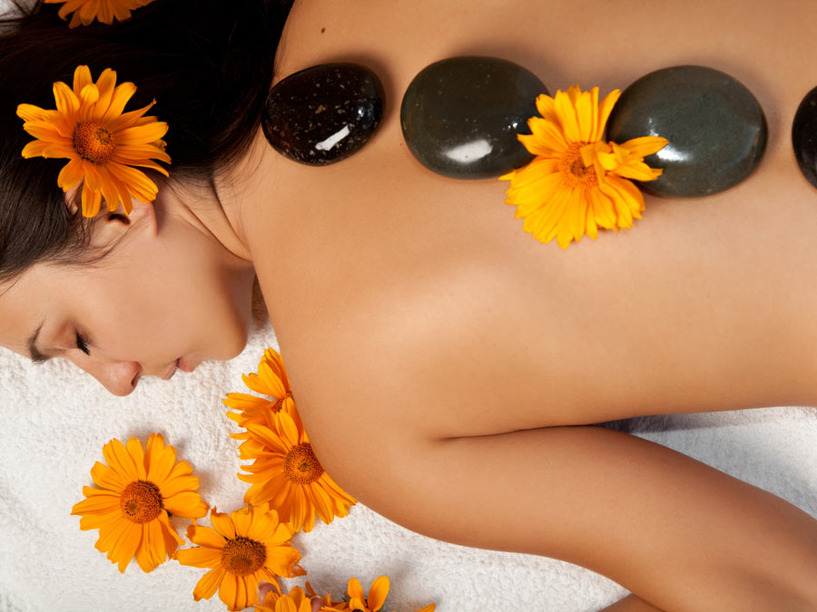 LaStone Body Treatment and Custom Facial