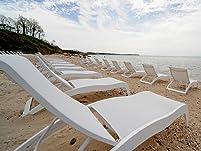 Condominium Resort with Private Beach