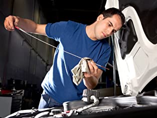 Synthetic Blend or Synthetic Oil Change Package